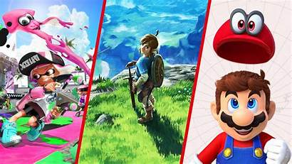 Switch Nintendo Games Adventure Feature Play Lofi