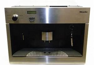 Miele Einbau Kaffeevollautomat : miele cva 620 einbau kaffeevollautomat kaffeemaschine ~ Michelbontemps.com Haus und Dekorationen