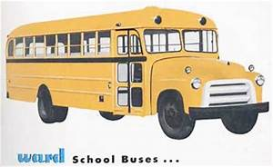 1951 16 Passenger Wayne School Bus Wiring Diagram