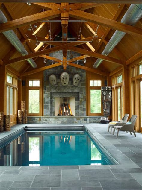 ways   design  big indoor swimming pool