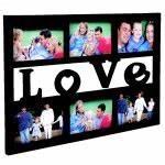 Album Photo Gifi : cadre photo love 3 vues muranu romantique cadre photo album photo d coration murale ~ Melissatoandfro.com Idées de Décoration