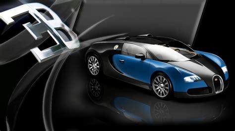 Blue Bugatti Car Hd Wallpaper by Blue And Black Bugatti Wallpaper 13 Cool Hd Wallpaper