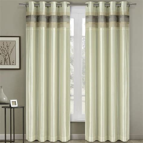 milan blackout multilayer energy saving grommet curtains
