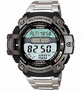 Casio Sport Watch Instructions