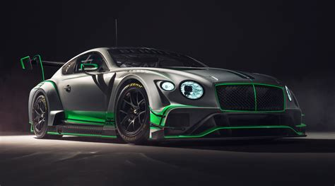 Bentley Race Car by New Bentley Race Car Is Downright Looking