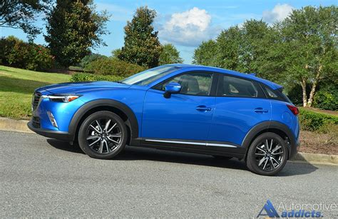 2016 Mazda Cx 3 Grand Touring by 2016 Mazda Cx 3 Grand Touring Fwd Review Test Drive