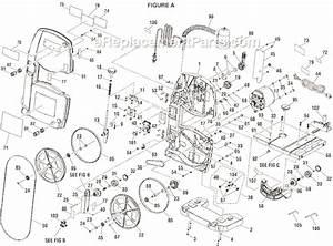 Ryobi Bs903 Parts List And Diagram   Ereplacementparts Com