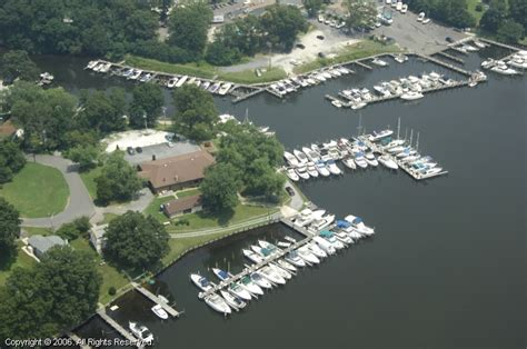 The Boat Restaurant Pasadena by Bodkin Yacht Club In Pasadena Maryland United States