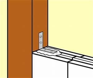 monter une cloison en carreaux de platre bricobistro With monter une cloison en carreaux de platre sans porte