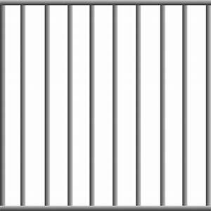Jail Bars Clipart Iclipart Royalty Free Public Domain ...