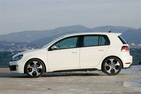 volkswagen golf gti preview  caradvice