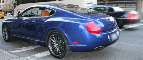 Cool Bentley Cars by Cool Cars Bentley Continental Gt Blue