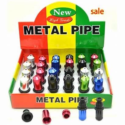 Pipe Metal Smoking Wholesale Sneak Funky Tobacco