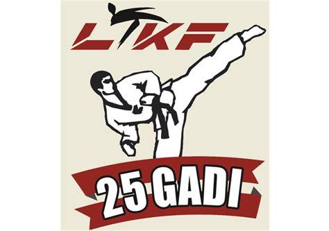 Latvijas Taekvondo federācija svin 25 gadu jubileju ...