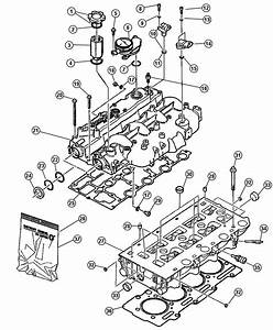 2011 Jeep Wrangler Gasket  Gasket Kit  Cylinder Head  Head