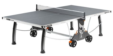 Table Ping Pong Exterieur Table Ping Pong Cornilleau Sport 400 M Crossover Exterieur Outdoor Loisir