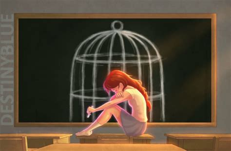 11 Illustrations With Deep Meaning Created By An Artist