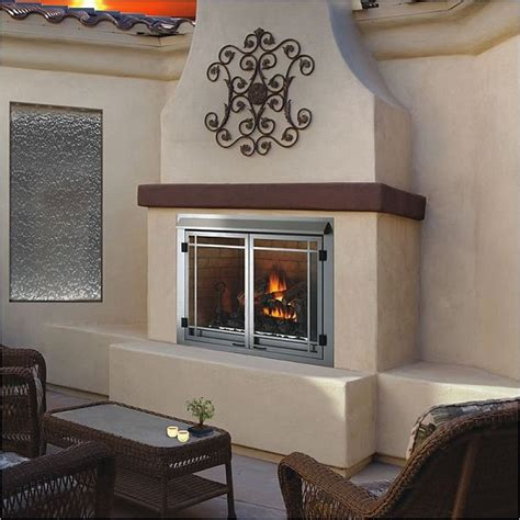 napoleon gas fireplaces napoleon 42 inch outdoor gas fireplace