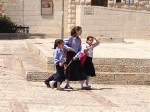 Girl Going School