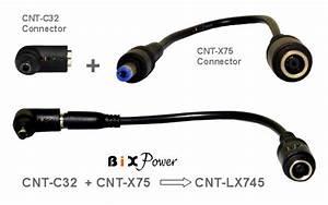 Lx745 Connector Converter