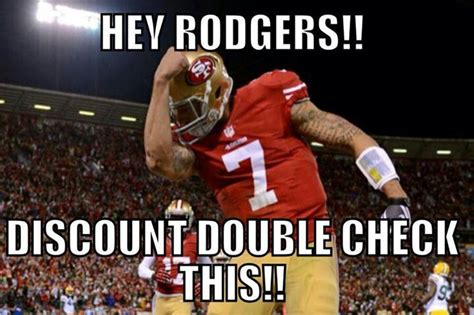 Packers 49ers Meme - niners 34 packers 28 san francisco forty niners pinterest