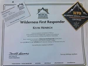 Wilderness First Responder Study Guide  U2013 Kevin Heinrich