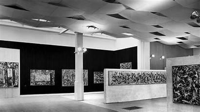 Pollock Jackson Whitechapel Staging Whitechapelgallery 1958 London