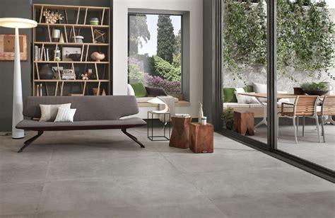 Pavimenti Effetto Cemento by I Pavimenti In Gres Porcellanato Con Effetto Cemento Hanno