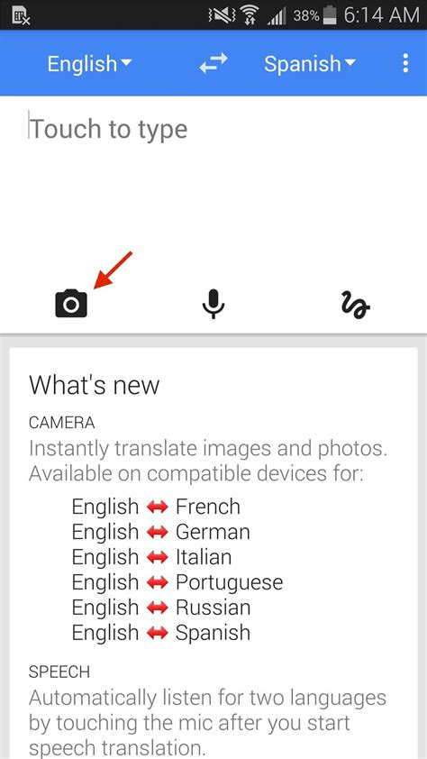 Translation To by Translate Foreign Text Live In Real Time Using Your