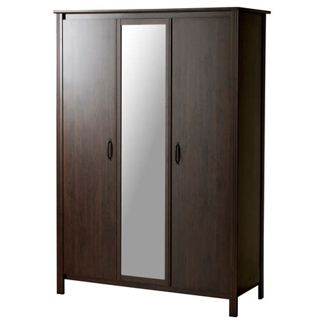 Garderobe Ikea by Brusali Wardrobe With 3 Doors Ikea For The Practice Room