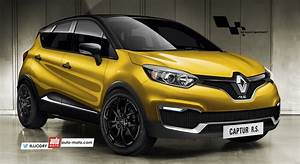 Renault Capture 2017 : 2016 renault captur r s likely to pack 200 hp rendering ~ Gottalentnigeria.com Avis de Voitures