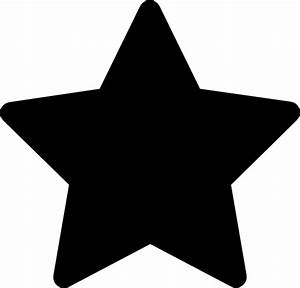 Star Black Clip Art at Clker.com - vector clip art online ...