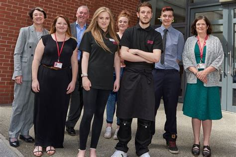 Tyneside Foyer by Tyneside Foyer Opens Its Doors To Show The Skills It