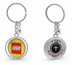 LEGO Creator Ford Mustang Promo Keychain 5005822 - The Minifigure Store - Authorised LEGO Retailer