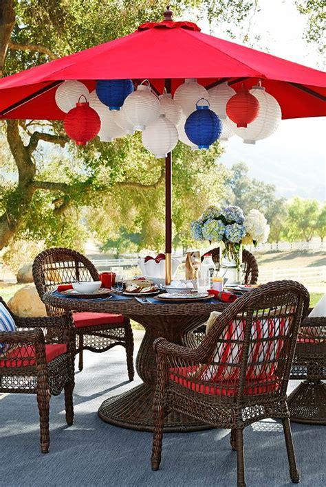 Decorating Ideas For July 4th by Fourth Of July Decor Ideas Craft O Maniac