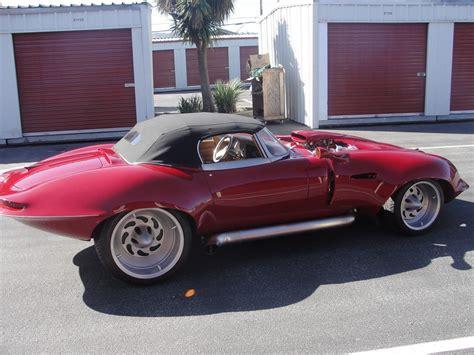 Bangshift.com Jaguar Xke