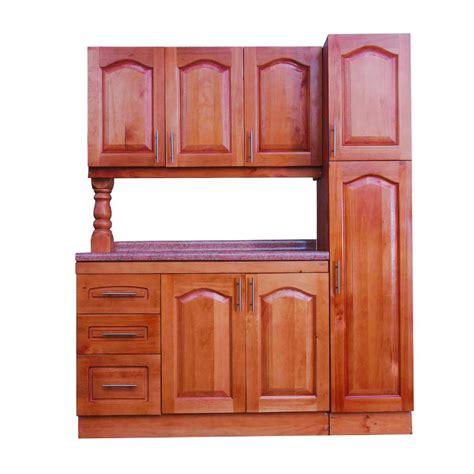 despensa mueble cocina muebles rio tolt 233 n mueble cocina de madera 3 puertas 1