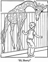 Zoo Coloring Pages Printable sketch template