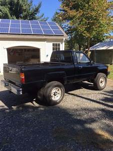 1987 Toyota 4x4 Pickup 4wd For Sale