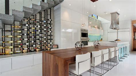 cool ways wine cellars rock  kitchen home design lover