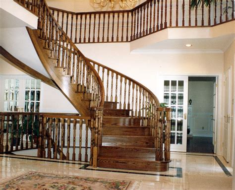 wooden banister designs building wood stair railing loccie better homes gardens