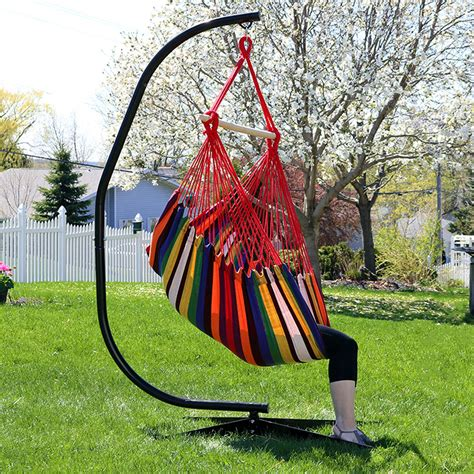 hammock c stand jumbo hanging chair hammock swing or hammock and c stand