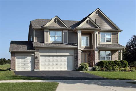 2 Story Home Designs : Two Story Brick House Design Ideas Knanayamedia Com Luxury