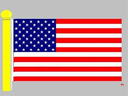 America Flag Animation American Animated Waving Graafix