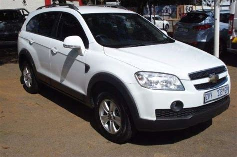 2010 Chevrolet Captiva 24 Lt Crossover  Suv ( Fwd ) Cars