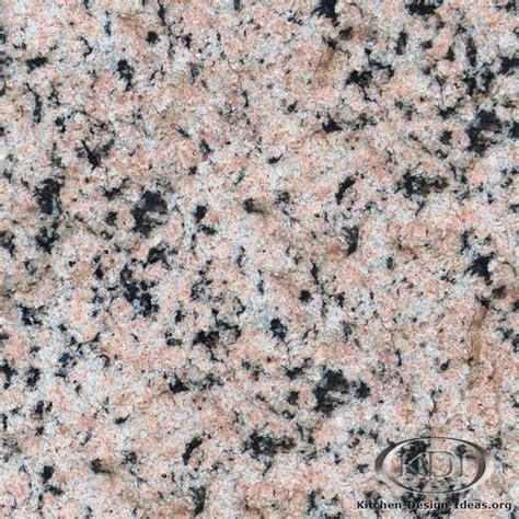milford pink granite kitchen countertop ideas