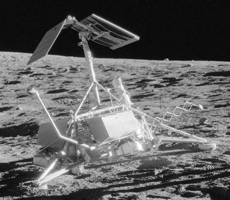the moon - Have any missions suffered damage from ...