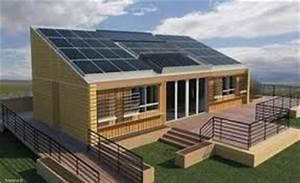 panneaux solaires pour maison en bois installer des With combien de panneau photovoltaique pour une maison