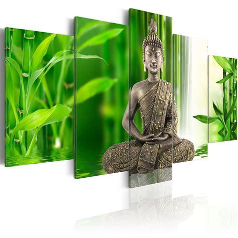 buddha bild leinwand leinwand bilder kunstdruck wandbild buddha zen
