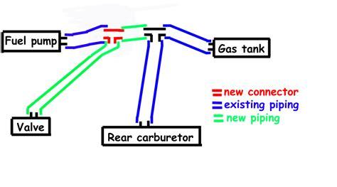 1st Sv650 Wiring Diagram by Carb Sync Fuel Vacuum Hose Question Suzuki Sv650